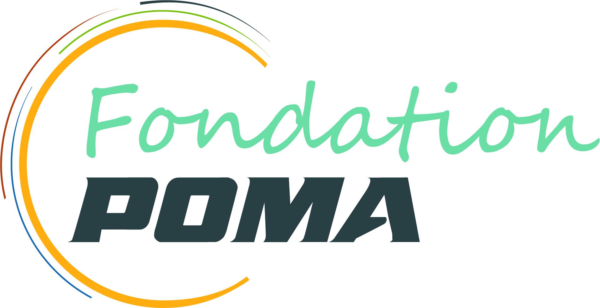 Logo POMA_fondation