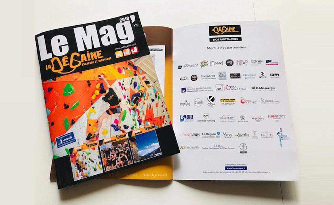 Magazine LA DEGAIN pour nos partenaires