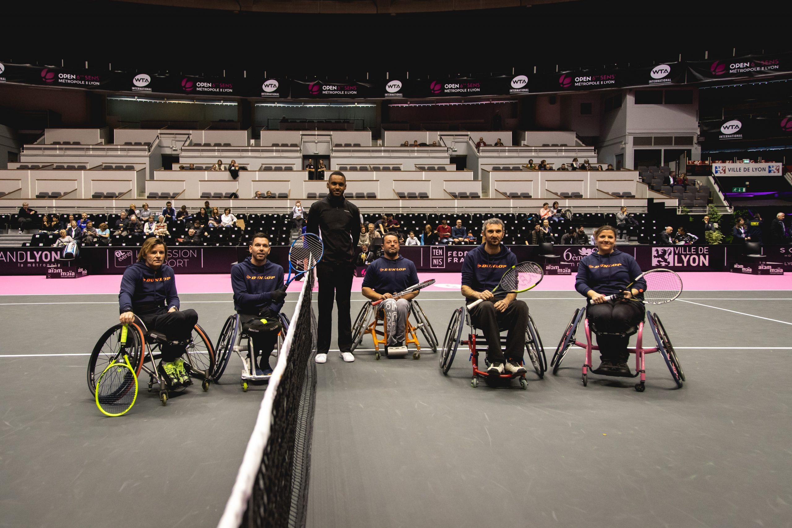 open de tennis Féminin 6e Sens vendredi tennis handicap avec le club H+Sport