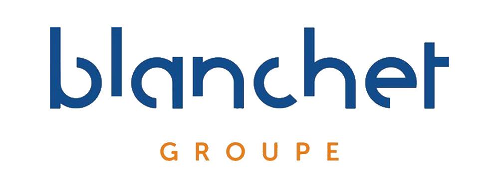 logo groupe Blanchet